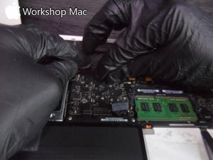 Servicios en mac, reparacion de Macbook Pro, Air, Iphone y