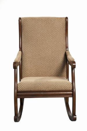 Silla Mecedora Furniture Of America Roble