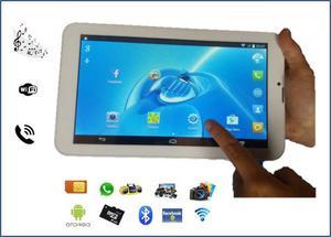 Tablet - Celular 9 Pulgadas, Con Sim Card, Android, Garantia