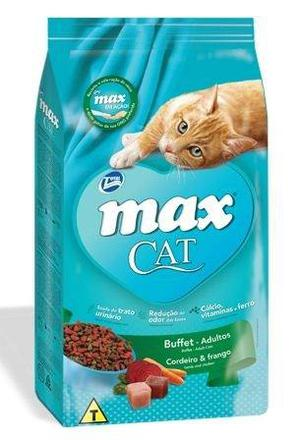 Total Max Cat Buffet (gato Adulto) X 8kg