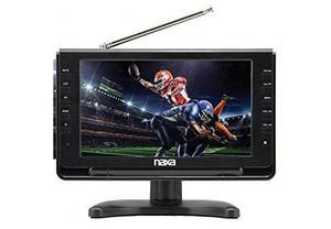 Tv Naxa Electronics Tv Portátil Y Reproductor Multimedia