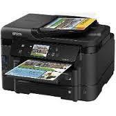 Vendo impresora multifuncional Epson WF 315 con SISTEMA