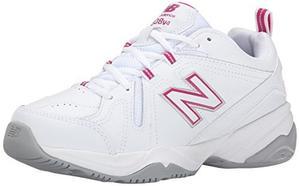 Zapato Deportivo, New Balance, Mujer Wx608v4 Blanco Rosado
