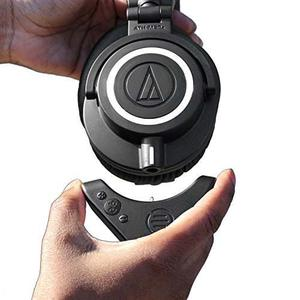 Audífonos Audio-technica Ath-m50x Profesional Con Bluetooth