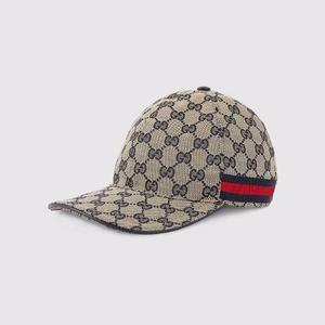 Gorra Gucci Gg Canvas Baseball Hat Original Envío Gratis