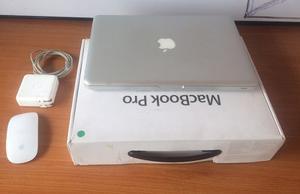 Macbook Pro 13 I5 4gb Y 320hdd
