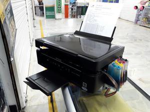 Vendo Impresora Multifuncional Epson Tx235w con wifi