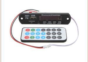 Bluetooth Usb Radio Modulo Board Decodificador