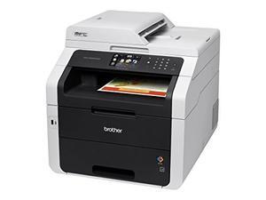 Impresora A Color Multifunción Inalámbrica Brother Con