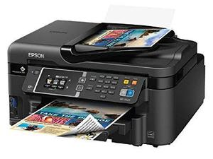 ª Impresora Copiadora Scaner Epson Workforce Wf- Wifi
