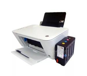 Impresora Multifuncional Hp + Sistema Continuo Instalado