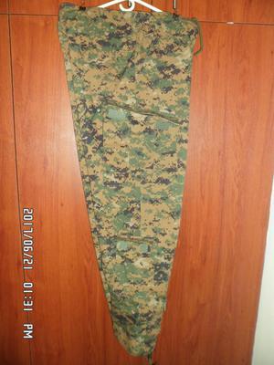 Pantalón Camuflado Marines