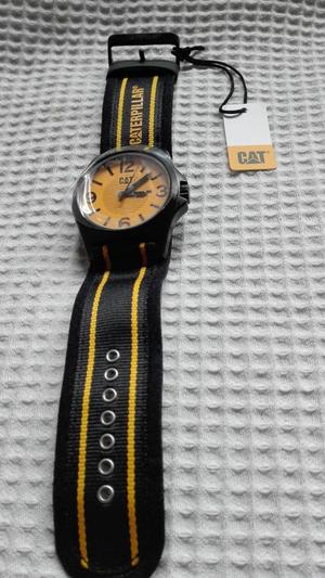 RELOJ CATERPILLAR CAT WATCH