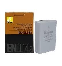 Bateria Para Nikon En El14a Para D D D D Etc