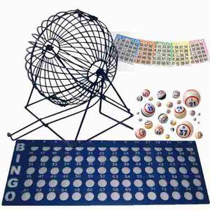 Juego De Bingo 500 Tablas De Papel Para Evento + Envio