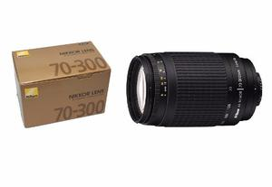Lente Nikon mm Af Zoom- Nikkor F/4-5.6g