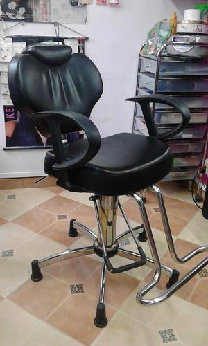 Mueble tipo esca o silla larga con bogot posot class for Sillas para manicure y pedicure bogota