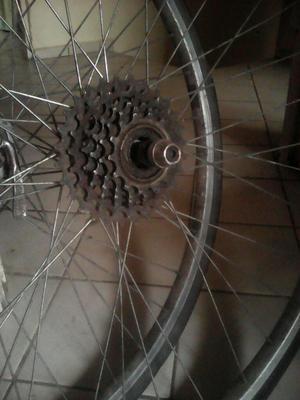 Vendo 2 Llantas Bicicleta Semi Carrera