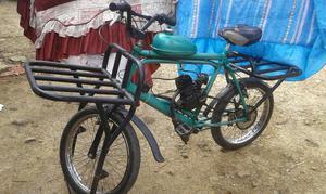 Vendo Bicicleta con Motor