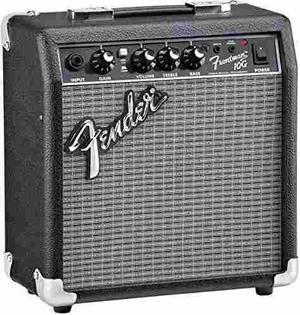 Amplificador De Guitarra Eléctrica Fender Frontman 10 G
