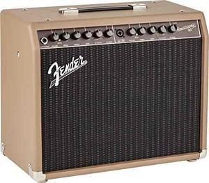Amplificador De Guitarra Fender Acoustasonic  Watt