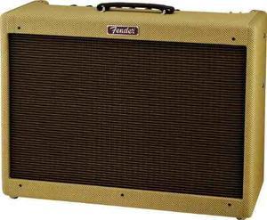 Amplificador De Guitarra Fender Blues De Lujo 40-watt 1x12