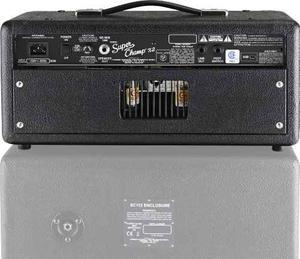 Amplificador De Guitarra Fender Super Champ X2 15-watt