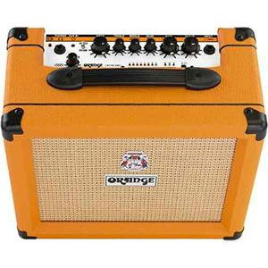 Amplificador De Guitarra Orange Crush 20rt - 20w 1x8