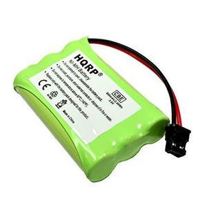 Batería Del Teléfono Inalámbrico Hqrp Compatible Con