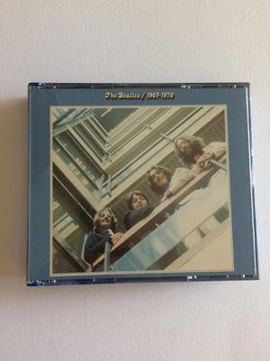 CD Doble The Beatles