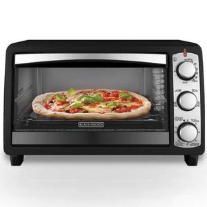 Horno Tostador Black And Decker Tobd 14 Litros