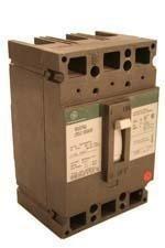 Tedwl Ge General Electric 15a 3p 480v Disyuntor 250vcc