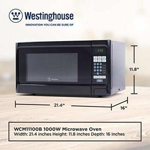 Westinghouse Wcmb  Vatios Contador Superior Horno D