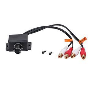 Aps Nc Envío Coche Amplificador De Audio Rca De Nivel Remot