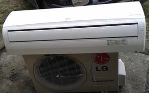 Aure Acondicionado Lg Btu Inverter