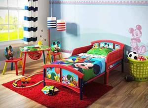 Camas Cunas Delta Children Para Niños, Disney Mickey Mouse