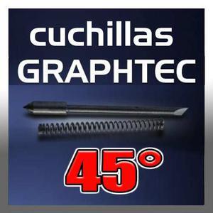 Cuchilla Para Plotter De Corte Graphtec De 45°