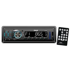Radio Para Carros Pyle Plr34m Usb/sd Aux Mp3 1 Din
