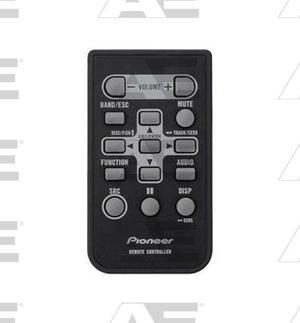 Reproductor De Audio De Carro Con Control Remoto Pioneer Qxe