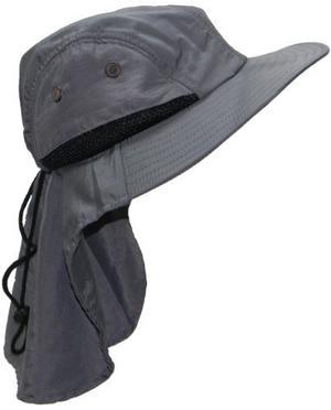 Sombrero Con Protector Para El Cuello Jfh Hombre Y Mujer