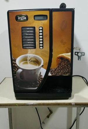 Vendo O Permuto Maquina Dispensadora de Café Automática