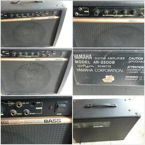 Amplificador Yamaha Ar Bass 20 Wat