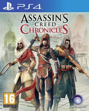 Assasin`s Creed Chornicles PS4 de segunda