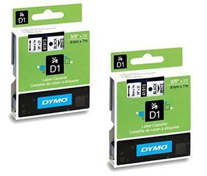 Cartucho Para Impresora De Etiquetas Dymo 2 Unidades