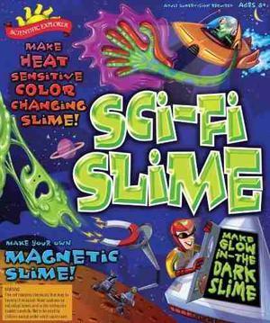 Ciencia Ficción Científica Explorer Slime Kit De Ciencia
