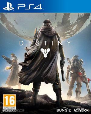 Destiny PS4 de segunda