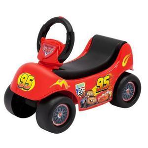 Disney Cars Rayo Mcqueen 2 En 1 Carro/bordo