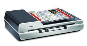 Escáner De Hojas Epson Workforce Gt-