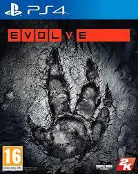Evolve PS4 de segunda