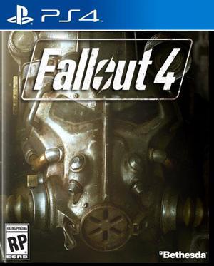 Fall Out 4 PS4 de segunda